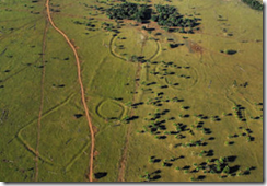 Fig 20 Fazenda Colorada Geoglyph Geometric Earthworks Upland Amazonia.