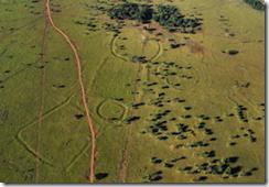 Fig 20 Fazenda Colorada Geoglyph Geometric Earthworks Upland Amazonia.