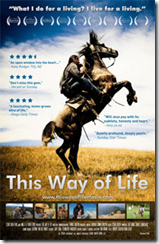Poster for 'This Way of Life' directed by Thomas Burstyn